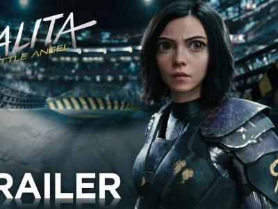 Alita: Battle Angel Trailer 3: A Warrior Rises