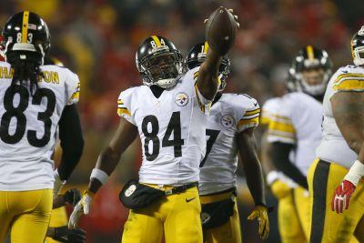 Steelers' Antonio Brown: Facebook Live locker room video 'was wrong of me'