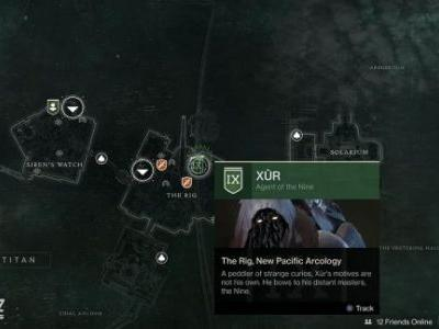 Destiny 2: Xur location and inventory, June 1-4