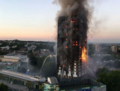 Listen to the Grenfell Fire Charity Single Featuring Stormzy