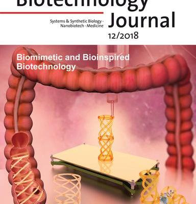 Inside Back Cover: Biotechnology Journal 12/2018