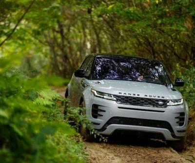 This is the new Range Rover Evoque