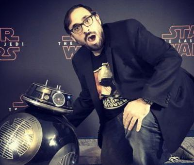 Daily Podcast: Inside Star Wars: The Last Jedi Junket, Shazam, Ant-Man, Jim and Andy, Shot in the Dark, Uncharted, Disaster Artist