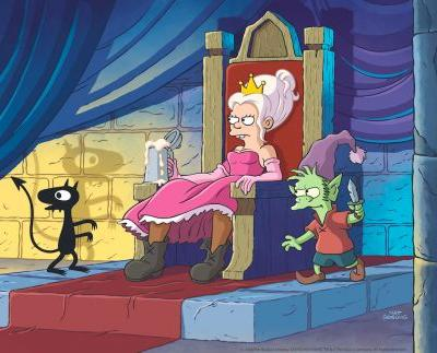 Netflix's Disenchantment: Everything We Learned About Matt Groening's New Show At Comic-Con 2018