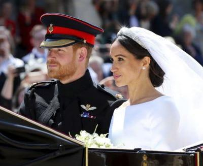 Prince Harry and Meghan Markle's wedding attracted more American viewers than Prince William's