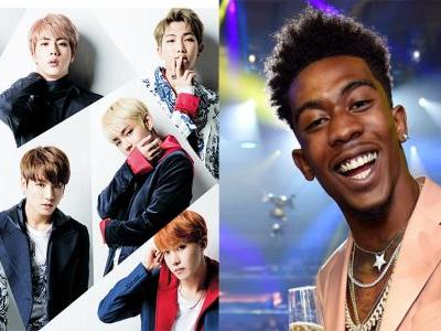 "BTS Get Desiigner, of All People, to Run Riot on Their ""MIC Drop"" Remix"