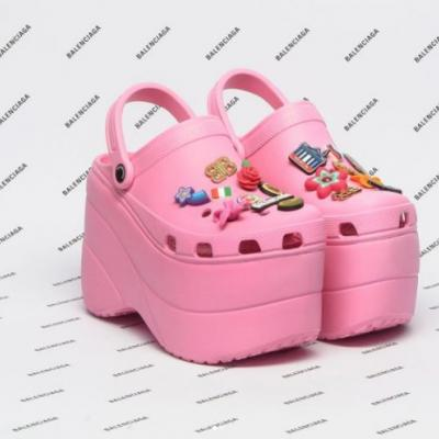 Platform Crocs Are Now a Thing, Thanks to Balenciaga