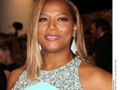 Someone Stole Queen Latifah's Car At A Gas Station