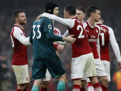 Arsenal beats Tottenham to give Wenger bragging rights