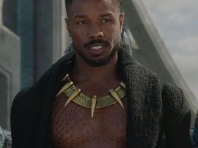 The Intense Process Michael B. Jordan Went Through To Wear Erik Killmonger's Scars In Black Panther