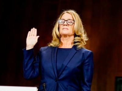 Christine Blasey Ford Is Still Getting Death Threats And Has Moved 4 Times