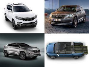 Car News Of The Week Mahindra Finalises Alturas G4 Name Budget Performance Cars Skoda Kodiaq LK launched And More