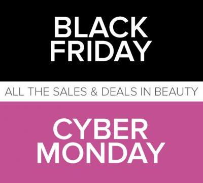 Black Friday & Cyber Monday 2017: Beauty & Makeup Sales, Coupon Codes, Deals