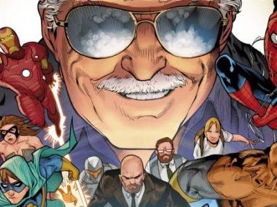 Superhero Bits: Special Edition - A Tribute to Marvel Comics Legend Stan Lee