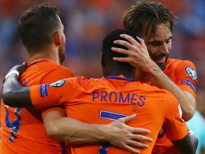 Netherlands join England, Germany and Spain in top Nations League division