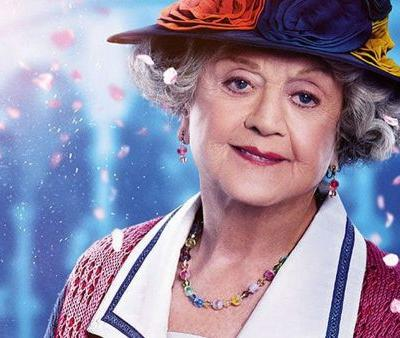 Angela Lansbury's 'Mary Poppins Returns' Cameo Will Take You To New Heights