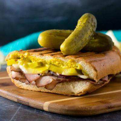 The Classic Cuban Sandwich