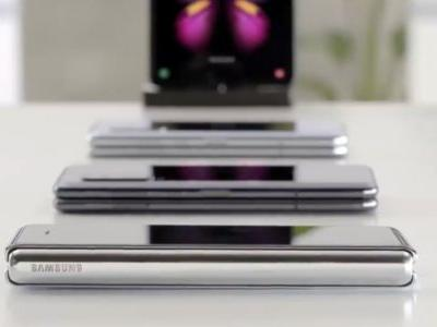 One of the Galaxy Fold's biggest problems is also an exciting innovation that other companies want
