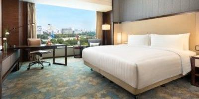 "Shangri-La Hotel, Jinan opens in The Heart Of ""Spring City"""