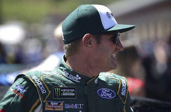 Clint Bowyer comments on strong 3rd-place result | 2018 SONOMA | FOX NASCAR