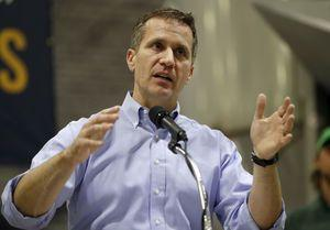 Grand jury indicts Missouri governor who admitted affair
