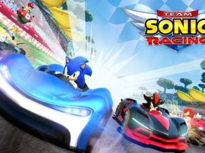 Whale Lagoon Map Coming to Team Sonic Racing