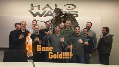 Halo Wars 2 goes gold today