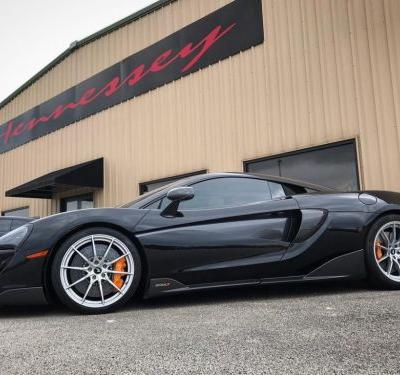Hennessey To Crank McLaren 600LT Up To 800 HP