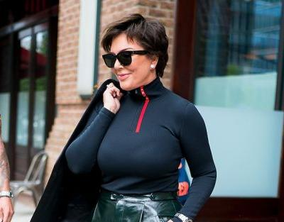 Kris Jenner Says She 'Would Love' To Start Her Own Fashion Line 'In The Near Future'
