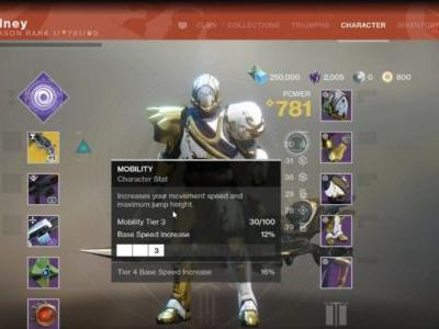 How Destiny 2's Armor 2.0 System Works | Game Rant