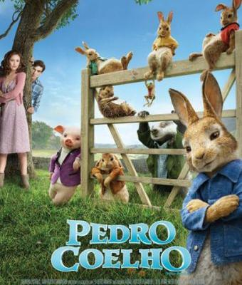 Peter Rabbit Movie - New poster from Brazil