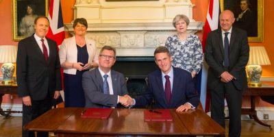 Theresa May's £1 billion 'supply and confidence' deal with the DUP in full