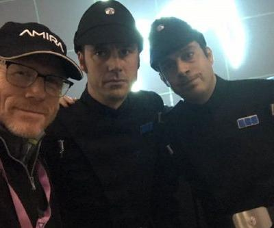 Ron Howard Reveals 'Star Wars' Han Solo Movie To Feature Characters Tag & Bink