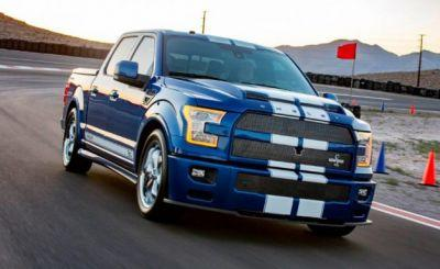 The 750-HP 2017 Shelby F-150 Super Snake Costs as Much as Two Raptors