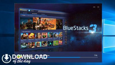 Download of the day - BlueStacks App Player