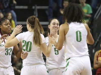 Ionescu, Boley help No. 2 Oregon end slide, beat USC 96-78