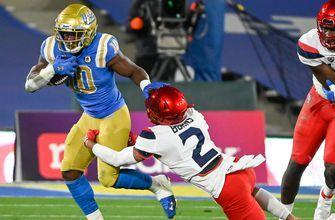 UCLA shuts down Arizona, 27-10 behind Demetric Felton's 206-yard rushing day