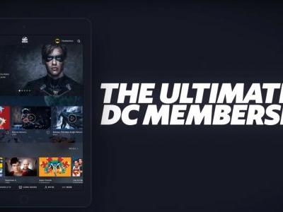 DC Universe streaming service is like Netflix, Facebook and Comixology rolled into one