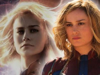 What Time Does The New Captain Marvel Trailer Release Today?