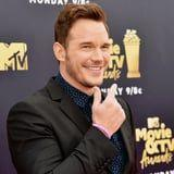 Chris Pratt Is Shocked to See Fiancée Katherine Mention Him in an Old Interview