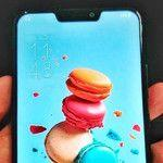 Alleged Asus ZenFone 5 shows its iPhone X-like notch in live picture