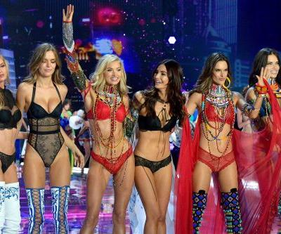 Victoria's Secret Angels vacation in Thailand after annual fashion show