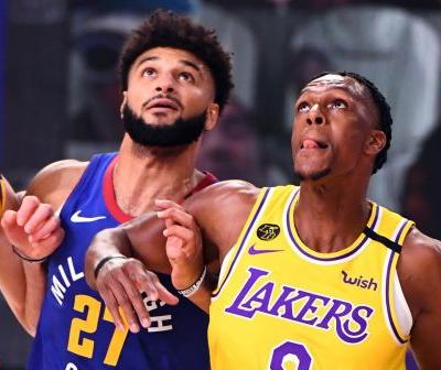 Jamal Murray's Nuggets no match for the Lakers in Game 1 of NBA Western final