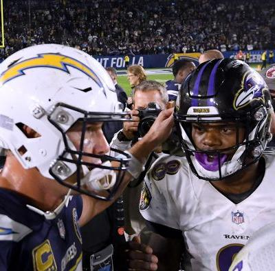 How to Watch NFL Wild Card Playoff - Baltimore Ravens vs. Los Angeles Chargers Live Stream Online