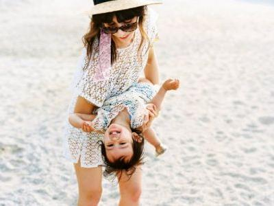 Why We Love This Minimalist Mom's Perspective On 'Clean' Living