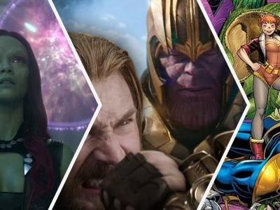 20 Secrets Thanos Doesn't Want The Avengers To Know