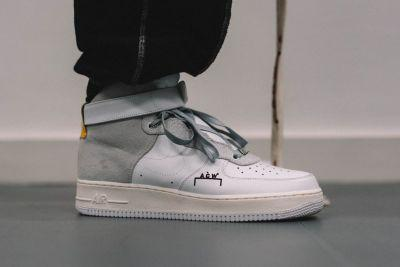 Learn More About A-COLD-WALL*'s Bespoke Custom NikeLab Experiment on the Air Force 1