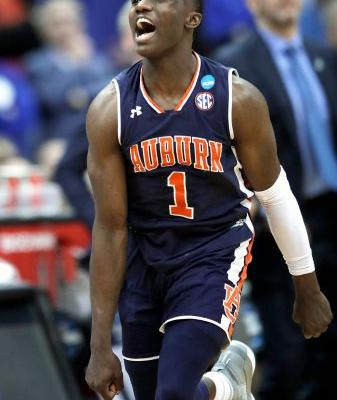 Undersized Jared Harper point man in Auburn's Final Four run