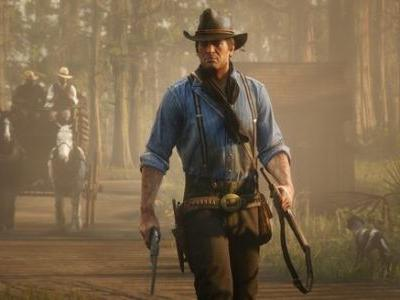 Red Dead Redemption 2 Leads the Charge of November's Most-Downloaded PS4 Games