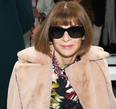 This Is What Anna Wintour Has to Say About the New Celine